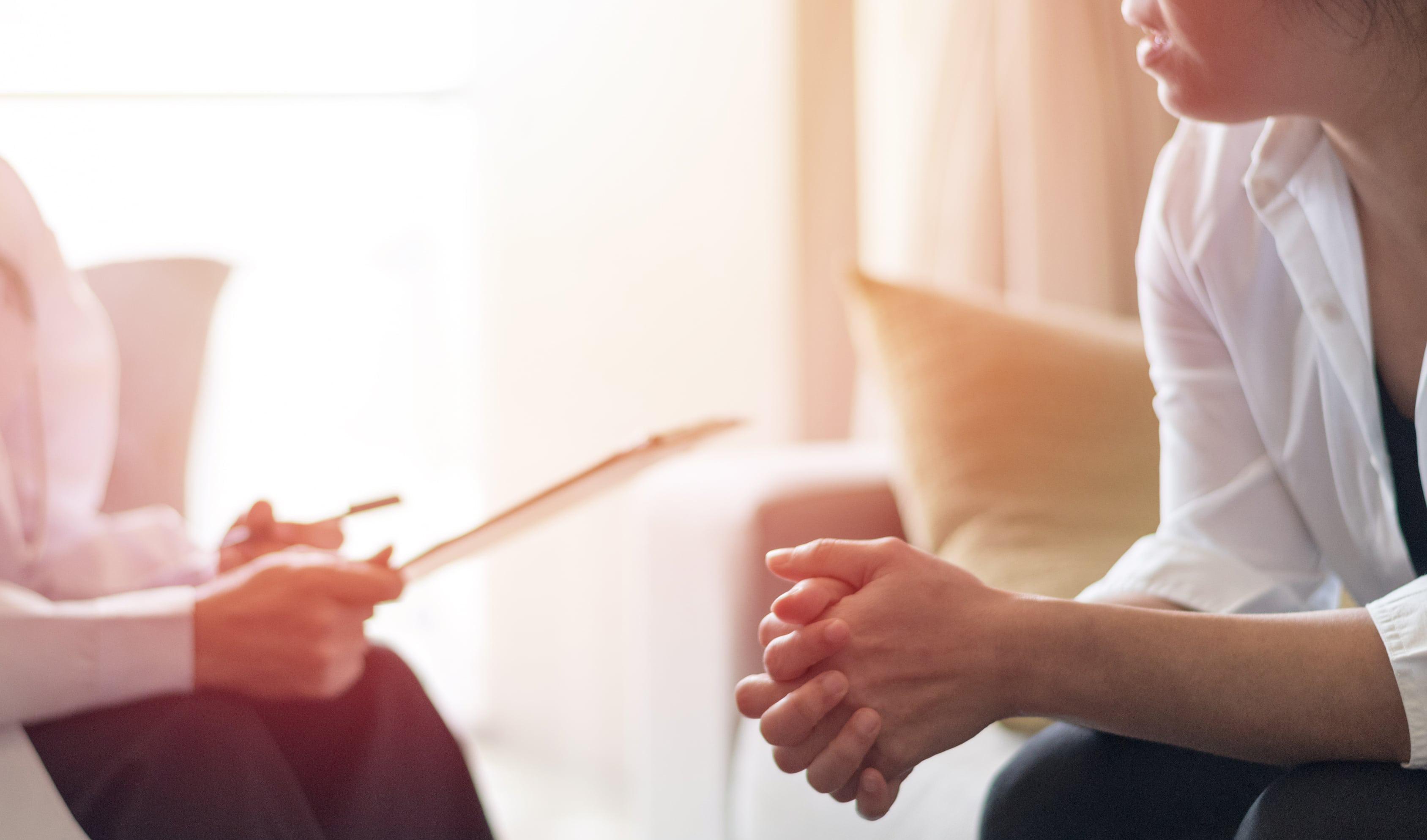 Asistir a psicoterapia